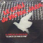 victor jara-le chili-solistas-cantautores-2-vinilo coleccion