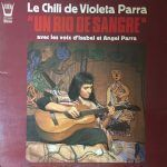 violeta parra-solistas-cantautores-2-vinilo coleccion