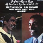Milt Jackson & Ray Brown-jazz-blues-vinilo coleccion