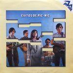 pic nic-exitos-grupos españoles-3-vinilo coleccion