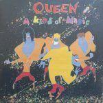 queen-a kind of magic-rock internacional-2-vinilo coleccion