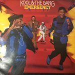 kool & the gang-emergency-musica negra-3-vinilo coleccion
