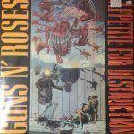 guns and roses-appetite-rock internacional-5-vinilo coleccion