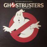ghostbusters-bandas sonoras-orquestas-musica de películas-vinilo coleccion