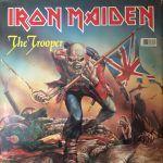 iron maiden-the trooper-rock internacional-6-vinilo coleccion