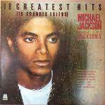 michael jackson-18-musica negra-4-vinilo coleccion
