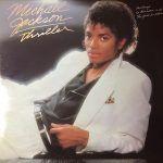 michael jackson-thriller-musica negra-4-vinilo coleccion