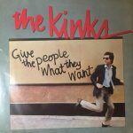 the kinks-give the people-rock internacional-3-vinilo coleccion